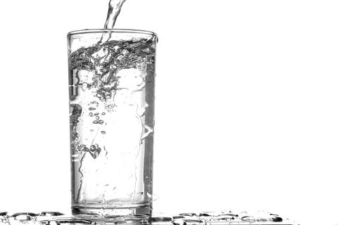 Drinking Water Leads to Healthy Teeth